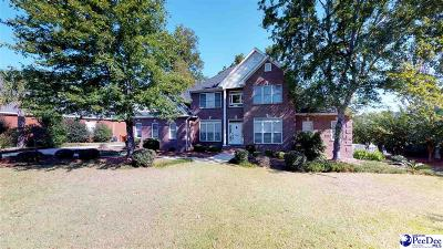 Florence Single Family Home For Sale: 3314 W Hampton Pointe Drive