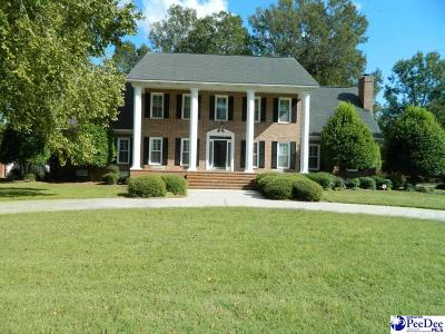 Florence Single Family Home Uc/Show For Back Up: 501 Parliament Circle