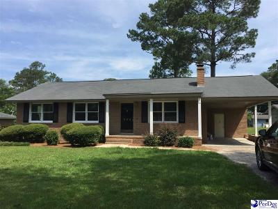 Darlington Single Family Home Uc/Show For Back Up: 205 Woodhaven Drive