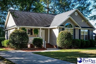Hartsville Single Family Home Uc/Show For Back Up: 923 Power Street