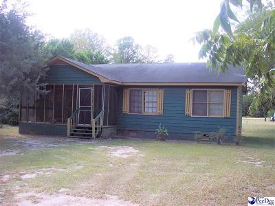 Dillon County Single Family Home Active-Price Change: 955 Old Ebenezer Road