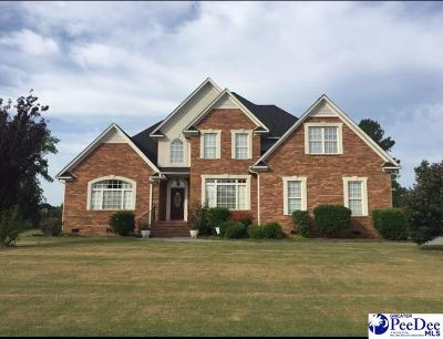 Florence County Single Family Home For Sale: 2603 Harleston Green Dr