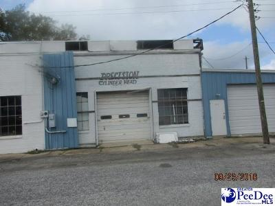 Dillon County Commercial Active-Extended: 215 N Railroad Ave