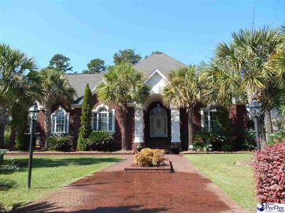 Florence SC Single Family Home For Sale: $725,000