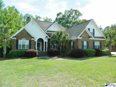 Florence Single Family Home Uc/Show For Back Up: 1716 Jefferson Dr.