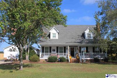 Florence Single Family Home Uc/Show For Back Up: 830 Smith Dr.