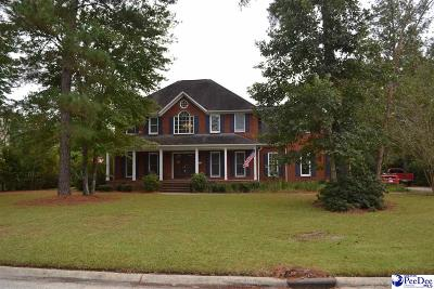 Florence Single Family Home For Sale: 3424 Sussex Court