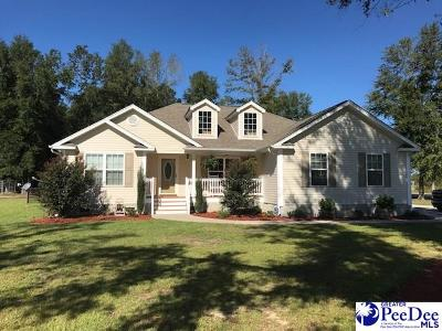 Darlington Single Family Home Uc/Show For Back Up: 421 White Magnolia