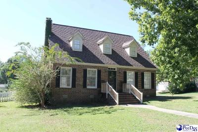 Florence Single Family Home For Sale: 830 Old Woodlands Road