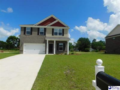 Florence County Single Family Home For Sale: 4132 Enclave Dr