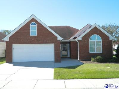 Florence SC Single Family Home New: $195,000