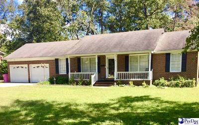 Florence Single Family Home For Sale: 720 Kitty Lane