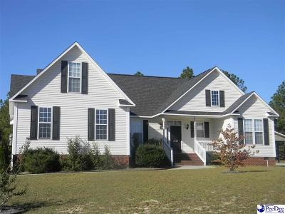 Hartsville Single Family Home For Sale: 1571 Manchester Drive