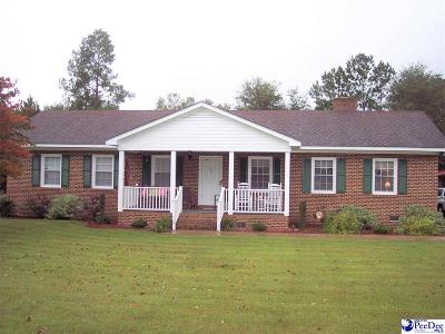 Dillon SC Single Family Home Uc/Show For Back Up: $165,000
