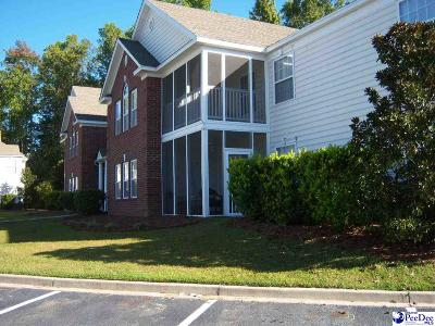 Florence Condo/Townhouse Uc/Show For Back Up: 1189 B Waxwing Drive