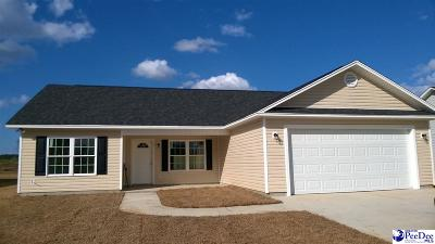 Florence SC Single Family Home For Sale: $153,500