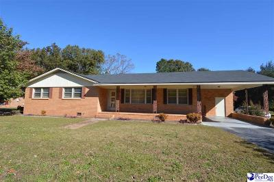 Single Family Home For Sale: 1414 W Bobo Nesom Hwy