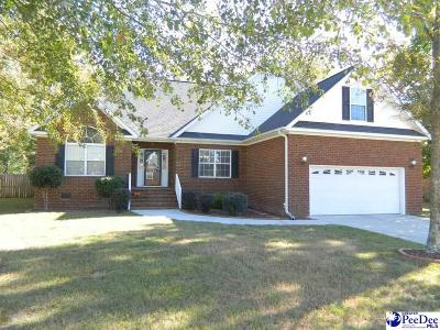 Florence Single Family Home For Sale: 2738 Carriage Lane