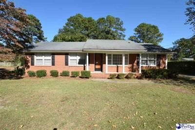 Darlington Single Family Home Uc/Show For Back Up: 302 Pinewood Drive