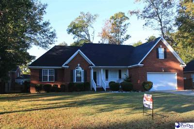 Florence Single Family Home For Sale: 3273 W Hampton Pointe Dr