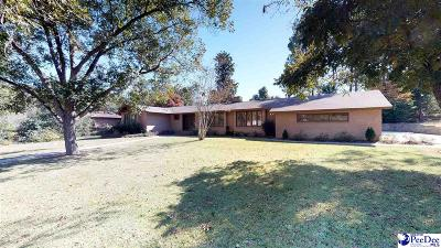 Florence Single Family Home For Sale: 1428 Deberry Blvd