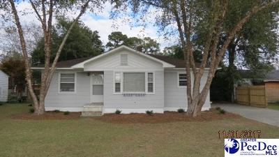 Florence Single Family Home For Sale: 2405 Third Loop Road