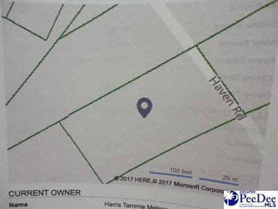 Pamplico Residential Lots & Land For Sale: Tbd Haven Road