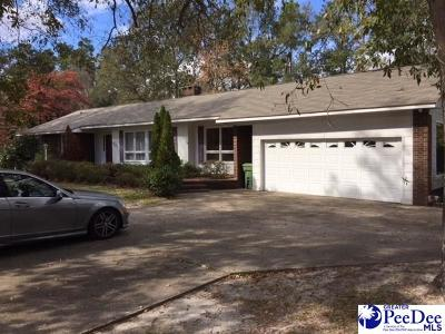 Johnsonville Single Family Home For Sale: 481 Country Club Drive