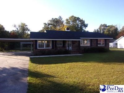 Hartsville Single Family Home For Sale: 947 Oak Ave