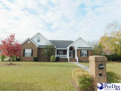 Effingham Single Family Home Uc/Show For Back Up: 400 Trailwood Dr