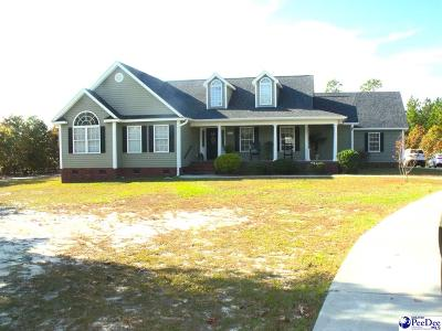 Hartsville Single Family Home For Sale: 1512 Whippoorwill