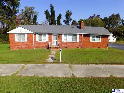 Darlington Single Family Home For Sale: 1176 Harry Byrd Highway