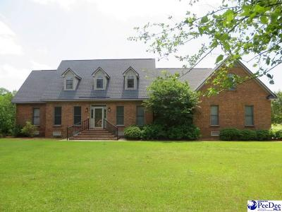 Florence Single Family Home Uc/Show For Back Up: 4112 Westbrook Drive