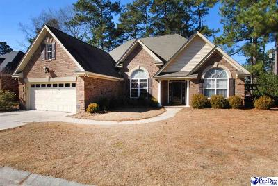 Florence Single Family Home For Sale: 475 Quail Pointe Dr