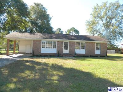 Florence Single Family Home Uc/Show For Back Up: 1305 Hobart Drive