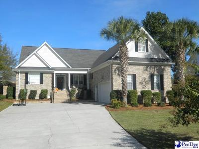 Florence Single Family Home For Sale: 1707 Jefferson Drive