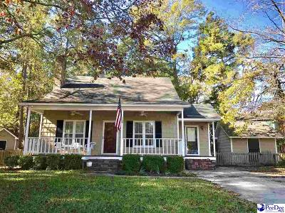 Florence Single Family Home Uc/Show For Back Up: 405 Chatham Place