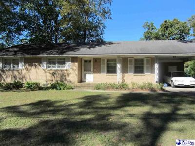 Florence Single Family Home For Sale: 232 Wildwood Dr.
