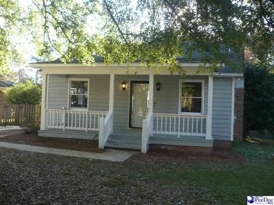 Florence SC Single Family Home New: $120,000