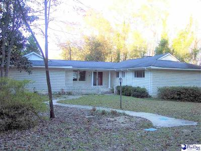 Dillon SC Single Family Home For Sale: $375,000