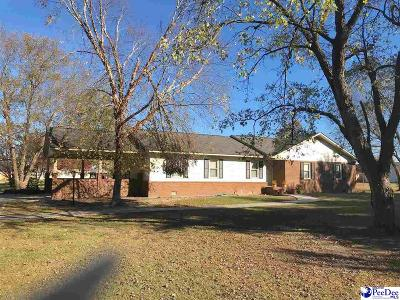 Florence Single Family Home New: 1062 Old Ebenezer Rd