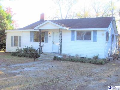 Dillon Single Family Home For Sale: 1004 E Cleveland Street