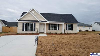Florence SC Single Family Home For Sale: $131,900