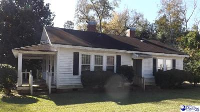 Marion Single Family Home For Sale: 311 W Baptist St