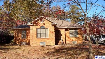 Florence Single Family Home For Sale: 1521 Hunter
