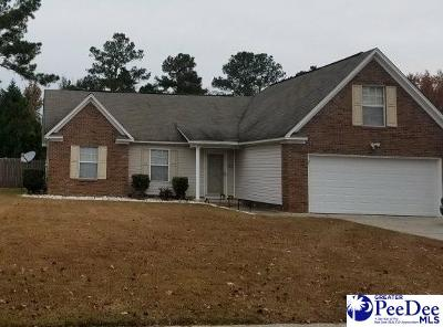Florence Single Family Home For Sale: 1143 Hallie