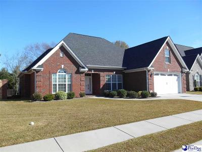 Florence Single Family Home For Sale: 812 Beddingfield Hall