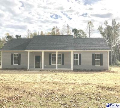 Single Family Home Sold: 6940 Francis Marion Road