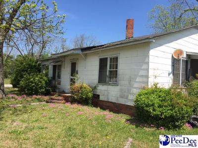 Darlington Single Family Home Active-Extended: 301 1st Street