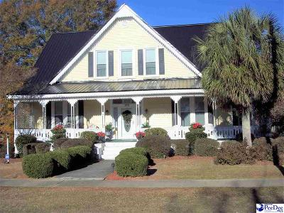 Latta Single Family Home For Sale: 102 W Rice Street